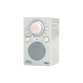 Radio Portative PAL BT Tivoli Blanche/Blanche Bluetooth
