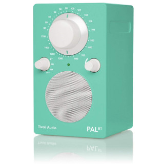 Radio Portative PAL BT Tivoli Edition Limitée Lucite Green Bluetooth