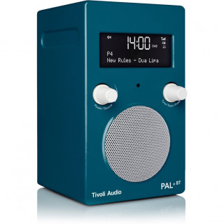 Radio DAB/DAB+/FM PAL+BT Tivoli Edition Limitée Deep Ocean Teal Bluetooth