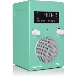 Radio DAB/DAB+/FM PAL+BT Tivoli Edition Limitée Lucite Green Bluetooth