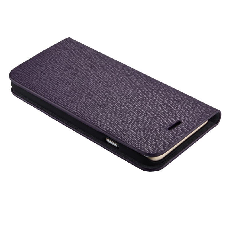 Qdos etui portefeuille cuir iphone 6 plus 6s plus for Housse iphone 6 s plus
