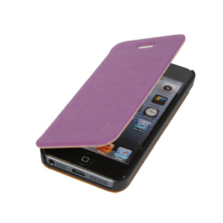Etui Folio Apple iPhone 5/5S/SE Akashi Violet