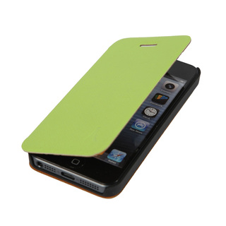 Etui Folio Apple iPhone 5/5S/SE Akashi Vert