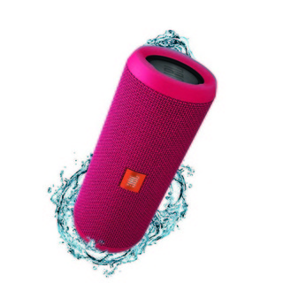 jbl enceinte jbl portable flip3 bluetooth rose jblflip3pink accessoires design access go. Black Bedroom Furniture Sets. Home Design Ideas