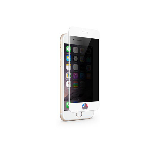 moshi protection ecran iphone 6 6s ivisor glass privacy moshi blanc 99mo085002 accessoires. Black Bedroom Furniture Sets. Home Design Ideas