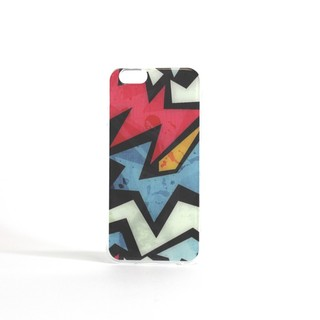 Coque Apple iPhone 6/6s itCase Graffiti ZigZag