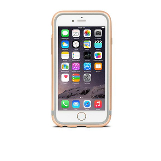 Coque Bumper iPhone 6/6s iGlaze Luxe Or Moshi