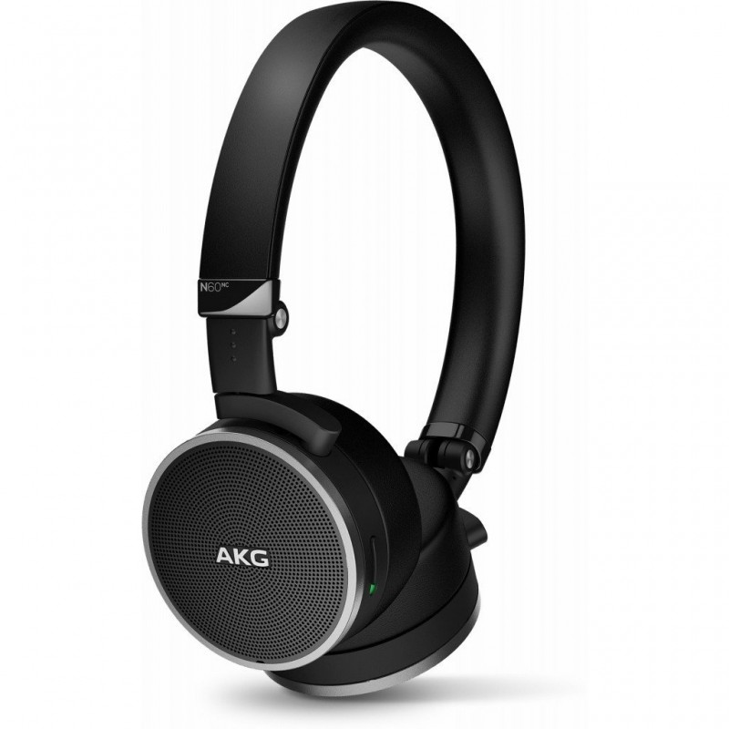 akg casque akg n60 nc r duction de bruit noir n60nc. Black Bedroom Furniture Sets. Home Design Ideas