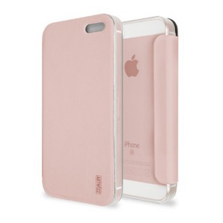 Etui Apple iPhone 5/5S/SE Artwizz SmartJacket Rose