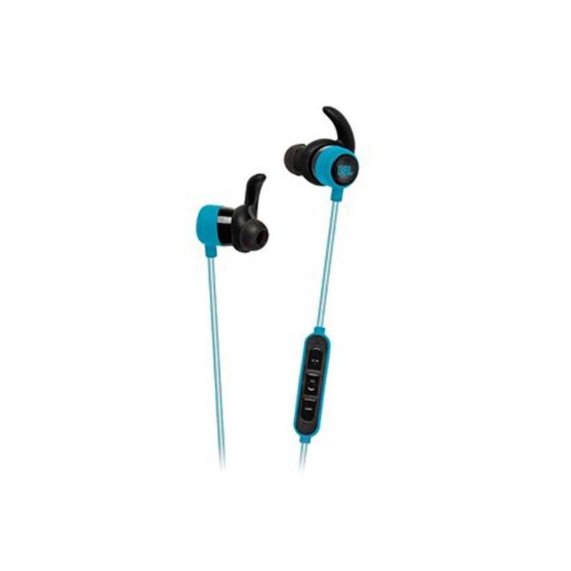 jbl ecouteurs bluetooth sport reflect mini bt jbl turquoise reflectmbttel accessoires. Black Bedroom Furniture Sets. Home Design Ideas