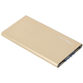 Batterie Secours Smartphone & Tablette 3500mAh Ultra Slim Akashi Gold