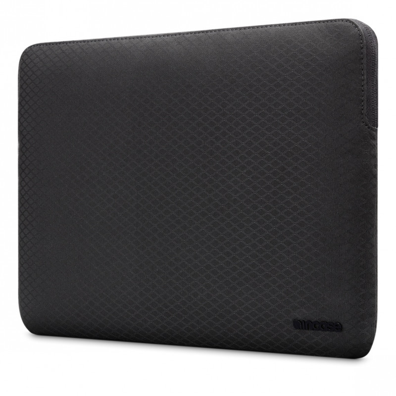 incase housse macbook pro 13 avec sans touch bar fin 2016 incase slim sleeve noir. Black Bedroom Furniture Sets. Home Design Ideas