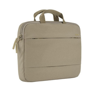 "Sacoche MacBook Pro 15"" Incase City Khaki Chiné"
