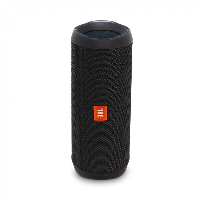 jbl enceinte jbl flip4 portable bluetooth etanche noir jblflip4blk accessoires ordinateurs. Black Bedroom Furniture Sets. Home Design Ideas