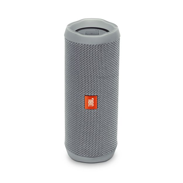 jbl enceinte jbl flip4 portable bluetooth etanche gris. Black Bedroom Furniture Sets. Home Design Ideas