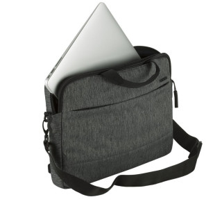"Sacoche MacBook Pro 13"" Incase City Brief Gris Chiné"