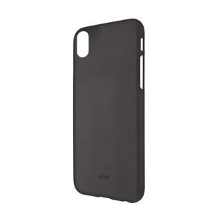 Coque iPhone XS/X TPU Case Artwizz Rubber Clip Noir