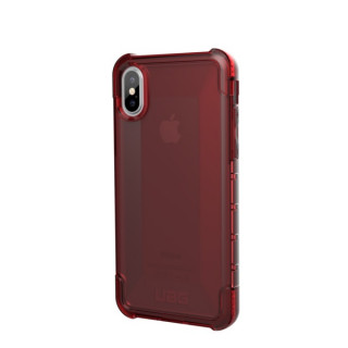 Coque Renforcée Apple iPhone XS/X UAG Plyo Rouge