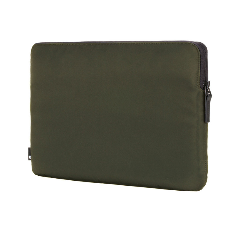 incase housse macbook pro 13 avec sans touch bar 2016 incase compact sleeve vert olive. Black Bedroom Furniture Sets. Home Design Ideas