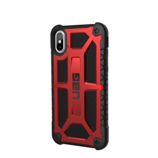 Coque Apple iPhone XS/X UAG Monarch Rouge