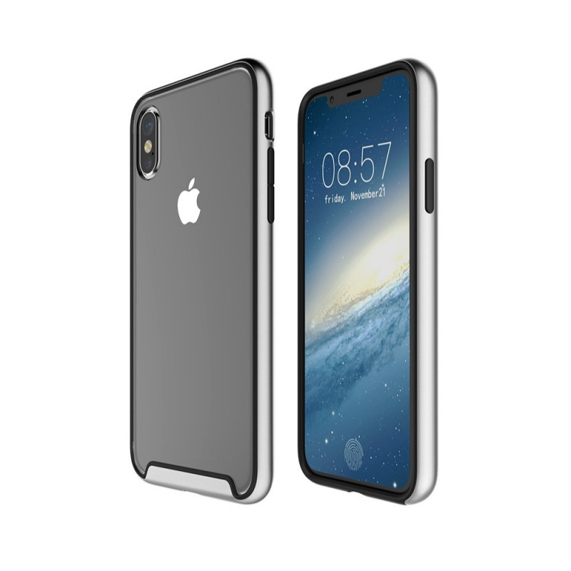 coque contour iphone x