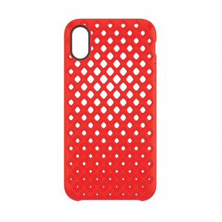 Coque iPhone XS/X Incase Lite Case Rouge