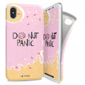 Coque Apple iPhone XS/X iPaint Donut