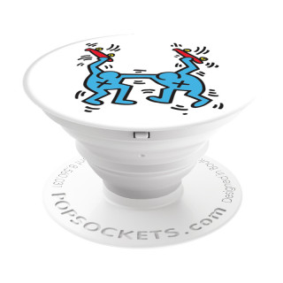 Support PopSockets Smartphone/Tablette Keith Harring Battle