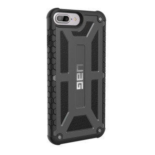 Coque Apple iPhone 7 Plus/8 Plus/6s Plus/6 Plus UAG Monarch Graphite