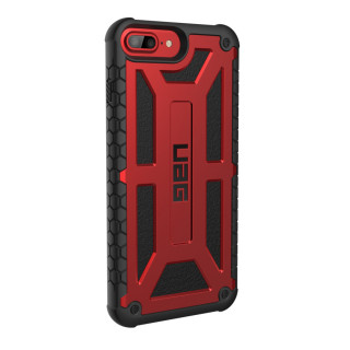 Coque Apple iPhone 7 Plus/8 Plus/6s Plus/6 Plus UAG Monarch Crimson
