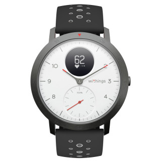 Montre Connectée Withings Multisports Steel HR Sport Blanc