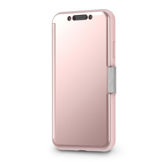 Etui iPhone XR StealthCover Moshi Champagne Rosé