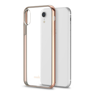 Coque iPhone XR Vitros Moshi Champagne