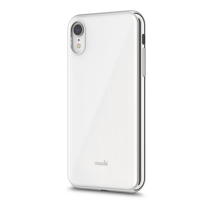 coque blanche xr iphone