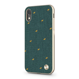 Coque iPhone XR Vesta Moshi Vert Emeraude