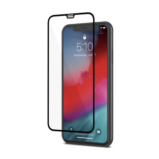 Vitre Protection Ecran iPhone XR IonGlass Moshi