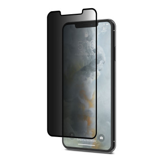 Vitre Protection Ecran iPhone XS Max IonGlass Privacy Moshi