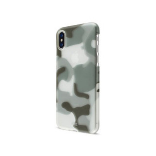 Coque iPhone XR Artwizz Rubber Clip Camouflage
