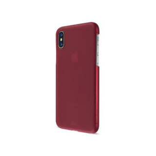Coque iPhone XR Artwizz Rubber Clip Berry
