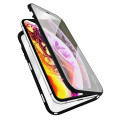 Coque Apple iPhone XS Max Optiguard Infinity Glass Intégrale QDOS