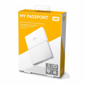 "Disque Dur Western Digital My Passport 3To 2.5"" Externe Blanc"