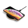 Chargeur Induction Smartphone Satechi Or/Noir