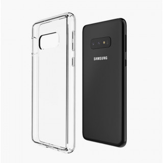 Coque Samsung Galaxy S10e Hybrid QDOS Transparent