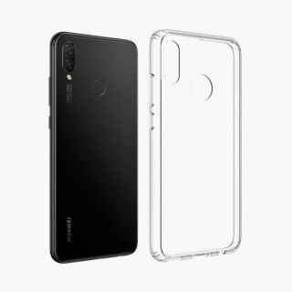 Coque Huawei P Smart (2019) Hybrid QDOS Transparent