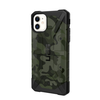 Coque Renforcée Apple iPhone 11 UAG Pathfinder Forest Camo