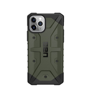 Coque Renforcée Apple iPhone 11 Pro Max UAG Pathfinder Olive Drab