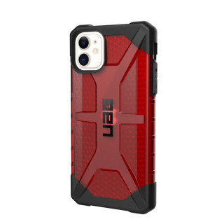 Coque Renforcée Apple iPhone 11 UAG Plasma Rouge Magma
