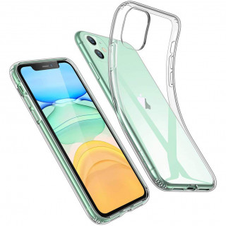 Coque Apple iPhone 11 Transparent Baseus