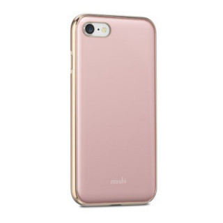 Coque iPhone SE (2020)/8/7 iGlaze Moshi Rose