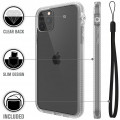Coque Renforcée iPhone 11 Pro Max Catalyst Impact Protection Transparent